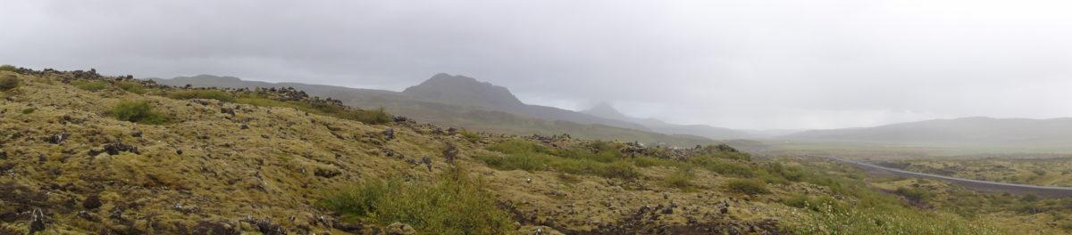 Ankunft in Akureyri und erste Tage