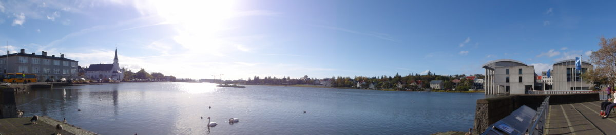 Wieder mal in Reykjavík
