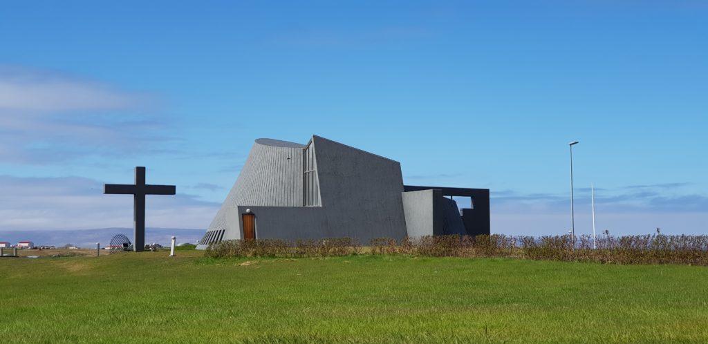 Kirche Blönduos