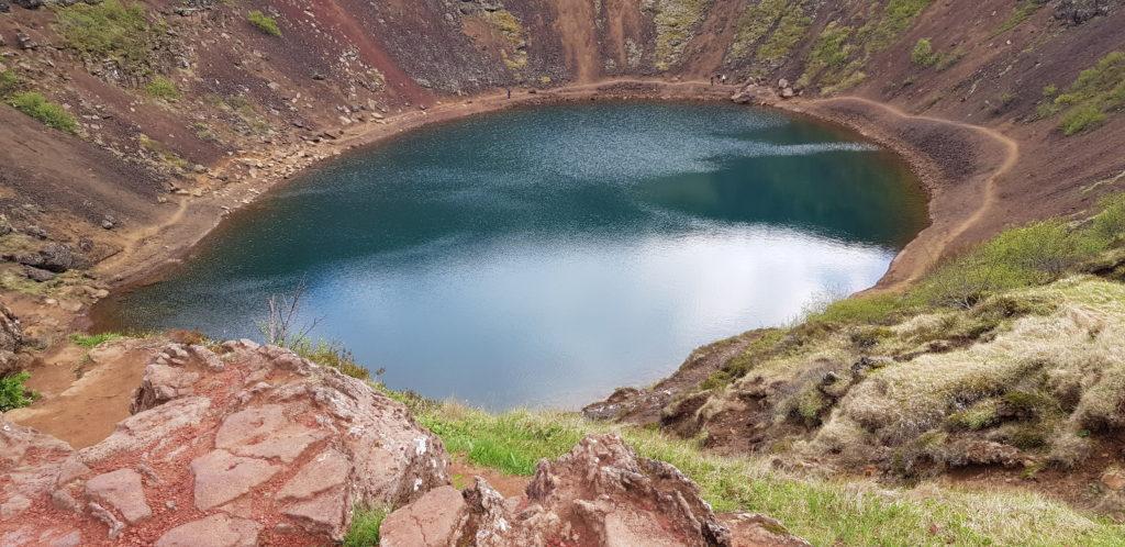 Kratersee Kerid